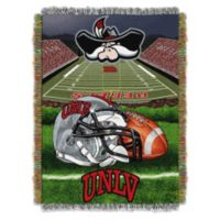 NCAA University of Nevada Las Vegas 48-Inch x 60-Inch Tapestry Throw Blanket