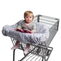 Boppy® Shopping Cart Cover in Park Gate Grey