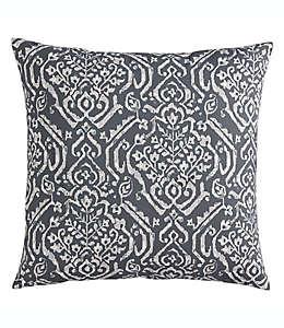 MorganHome Cojín decorativo en gris