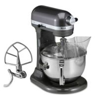 KitchenAid® Professional 600™ Series 6-Quart Bowl Lift Stand Mixer in Pearl Metallic