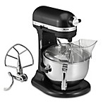 KitchenAid® Professional 600™ Series 6-Quart Bowl Lift Stand Mixer in Licorice