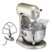KitchenAid® Professional 600™ Series 6-Quart Bowl Lift Stand Mixer in Nickel Pearl