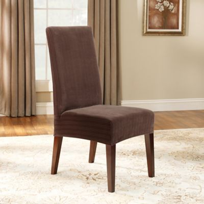 Buy Chocolate Chair Covers From Bed Bath Amp Beyond