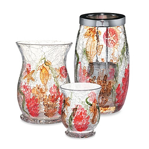 Yankee Candle® Coral Beach Crackle Collection Candle Accessories