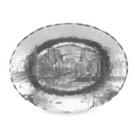 Wendell August Chicago Medium Oval Dish
