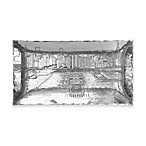 Wendell August Chicago Skyline Small Hudson Tray
