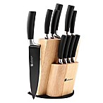 Skandia Onyx 12-Piece Knife Block Set