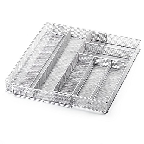 .ORG™ Mesh Expandable Cutlery Tray