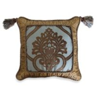 Austin Horn Classics Miraloma 18-Inch Fancy Square Throw Pillow