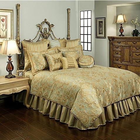 Austin Horn Classics Mondavi 4 Piece Comforter Set