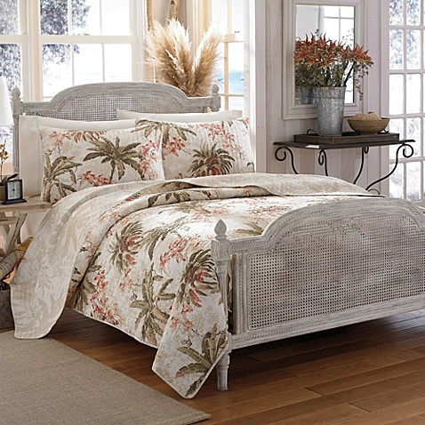 Tommy Bahama 174 Bonny Cove Quilt Bed Bath Amp Beyond