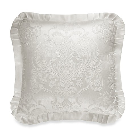 J. Queen New York™ Chantilly Square Throw Pillow