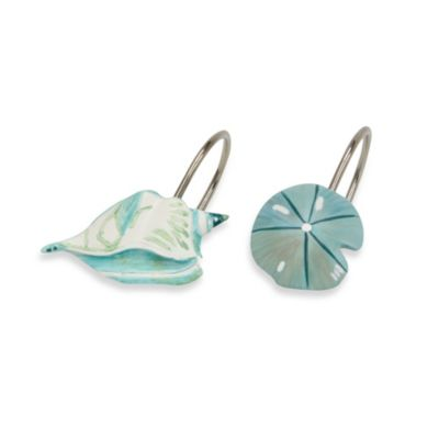 Buy Beach Shower Hooks from Bed Bath & Beyond