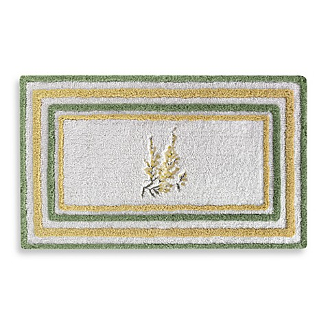 J Queen New York Citron Bath Rug Bed Bath Beyond