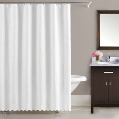 lamont home majestic 54inch x 78inch stall shower curtain
