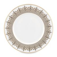 Lenox® Jeweled Saree Gold 12-Inch Accent Plate