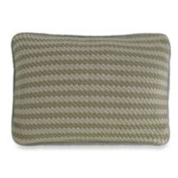 HiEnd Accents Arlington Knitted Oblong Throw Pillow