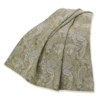 HiEnd Accents Arlington Paisley Throw Blanket