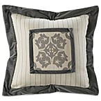 HiEnd Accents Kerrington Framed Square Throw Pillow