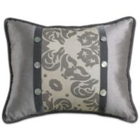 HiEnd Accents Kerrington Rectangle Damask Throw Pillow