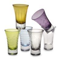 Artland® Twister 2 oz. Shot Glasses (Set of 6)