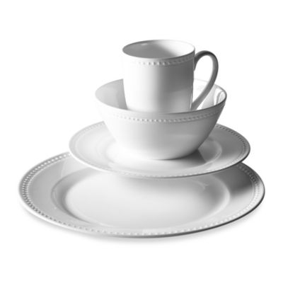 Tabletops Unlimited® Otella Bone China 16 Piece Dinnerware Set