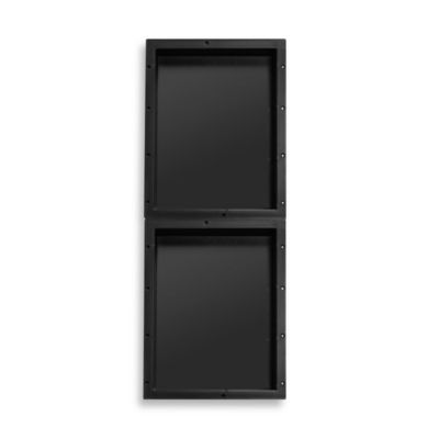 Merveilleux Redi Niche® Double Recessed 16 Inch X 40 Inch Shower Shelf With 20