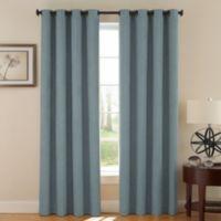 SoundAsleep™ Vivianna Grommet 108-Inch Room Darkening Window Curtain Panel in Slate