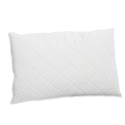 therapedic queen quilted memory foam pillow