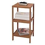 Creative Bath EcoStyles 3-Shelf Bamboo Tower