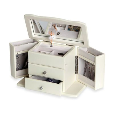 Buy Musical Jewelry Box from Bed Bath Beyond