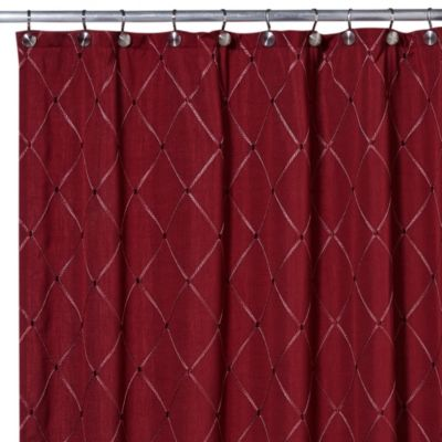 wine colored shower curtain. Wellington 72 Inch x 96 Shower Curtain in Wine Buy Lace from Bed Bath  Beyond