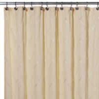 Wellington 72-Inch x 96-Inch Shower Curtain in Yellow