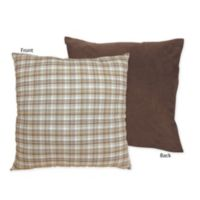 Sweet Jojo Designs All Star Sports Reversible Decorative Pillow