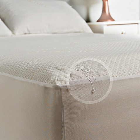 bedgear® dri-tec® 5.0 mattress protector - bed bath & beyond