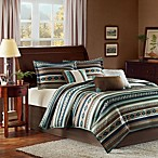 Madison Park Malone 7-Piece Queen Comforter Set