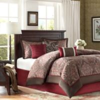 Madison Park Talbot 7-Piece Queen Comforter Set