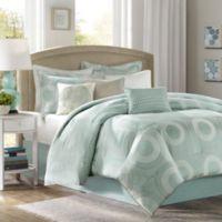 Madison Park Baxter 7-Piece Queen Comforter Set