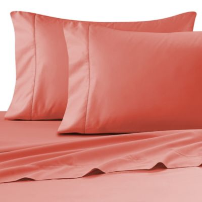 wamsutta ultra soft sateen full xl fitted sheet in spice - Full Xl Sheets