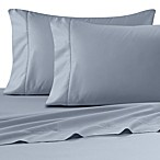 Wamsutta® Ultra Soft Sateen 525-Thread-Count Standard Pillowcase Pair in Light Blue