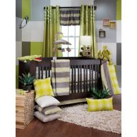 Glenna Jean 3-Piece Dylan Crib Bedding Set