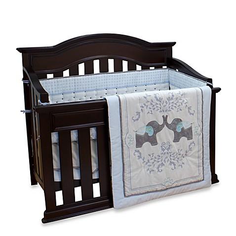 Nurture Imagination Elephant Jubilee 5 Piece Crib Bedding
