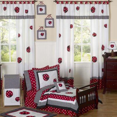 Sweet Jojo Designs Ladybug 5 Piece Toddler Bedding Set. Buy Ladybug Bedding from Bed Bath   Beyond