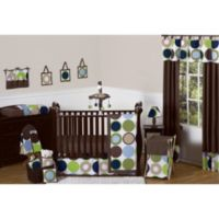Sweet Jojo Designs Designer Dot 11-Piece Crib Bedding Set