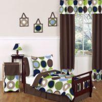 Sweet Jojo Designs Designer Dot Collection 5-Piece Toddler Comforter Set