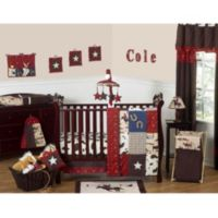 Sweet Jojo Designs Wild West 11-Piece Crib Bedding Set