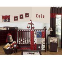 Sweet Jojo Designs Wild West 11-Piece Crib Bedding Set
