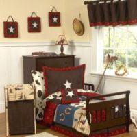 Sweet Jojo Designs Wild West 5-Piece Toddler Bedding Set