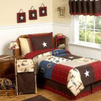Sweet Jojo Designs Wild West 3-Piece Full/Queen Comforter Set