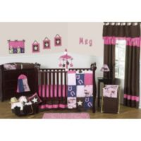 Sweet Jojo Designs Cowgirl 11-Piece Crib Bedding Set